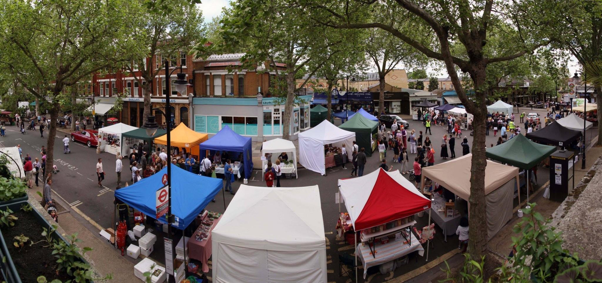 Image result for Kew Village Market