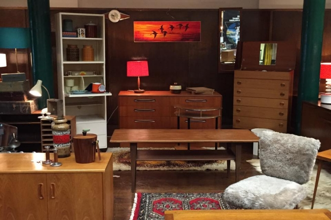 The Vintage Furniture Flea