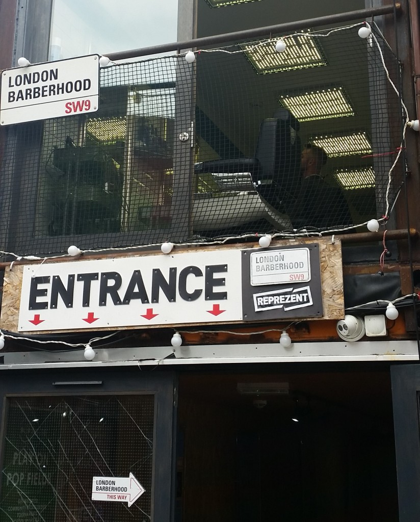 Pop Brixton has it's very own barbers - London Barberhood