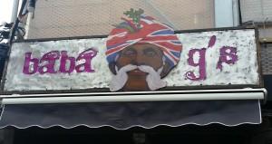 Bangra Burger Pop Brixton