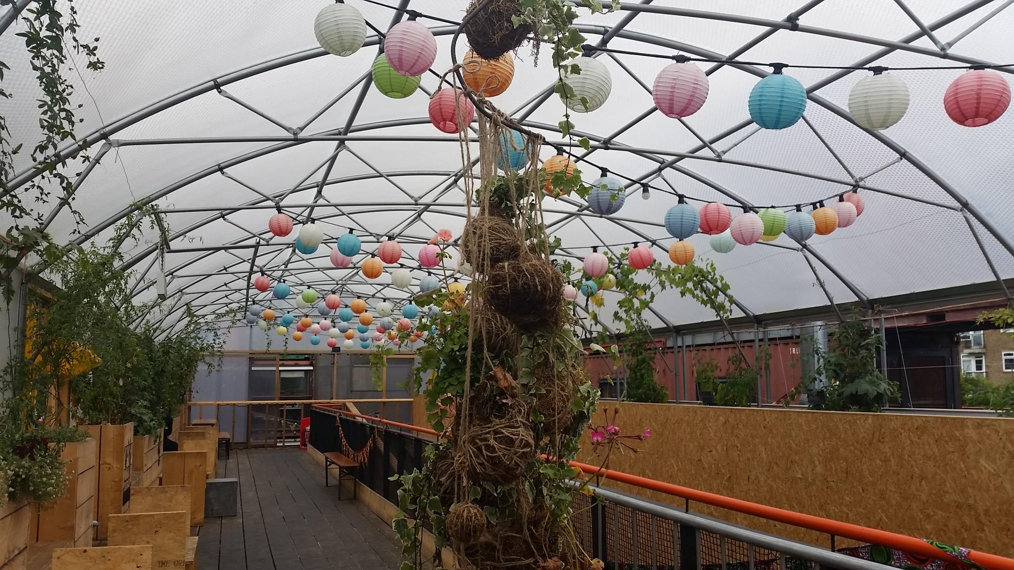 The greenhouse collective - Greenhouse Collective Inspiring Community Spaces At Pop Brixton