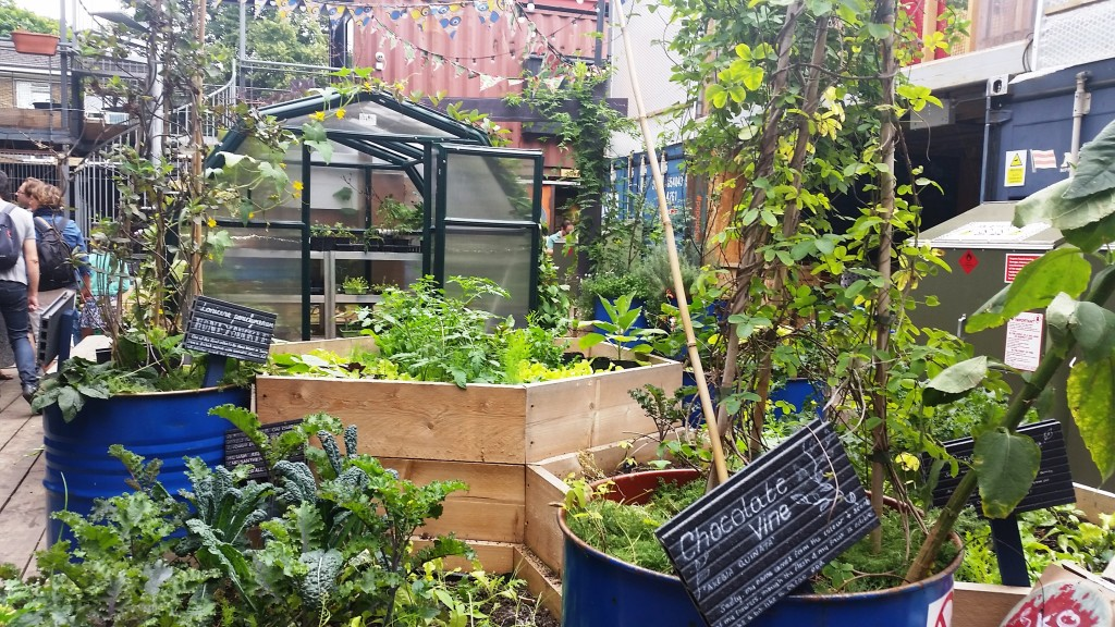 The herbGarden Pop Brixton