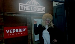 Katie Ingham review The Lodge, Jimmy Garcia's Alpine Popup