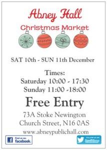 Abney Hall Christmas Market