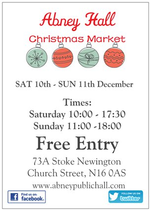 Abney Hall Christmas Market