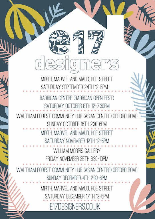 E17 Designers Night Market 2016