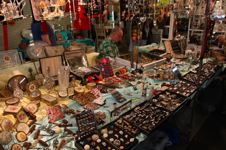 London's best indoor markets - for antiques
