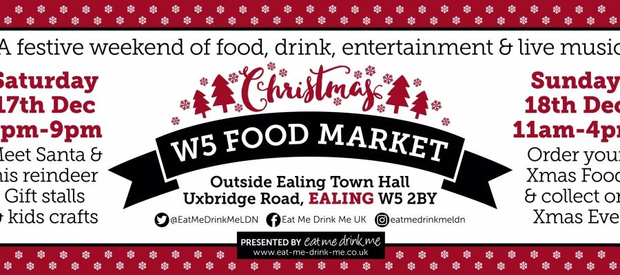 W5 Christmas Food Market