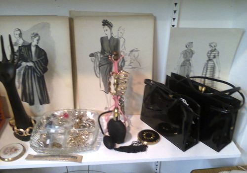 Dream Retro at Alfies Antique Market