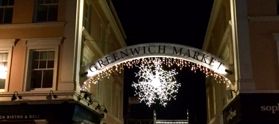 Late Night Wednesday Arts & Crafts Gift Markets – music, mulled wine and street food
