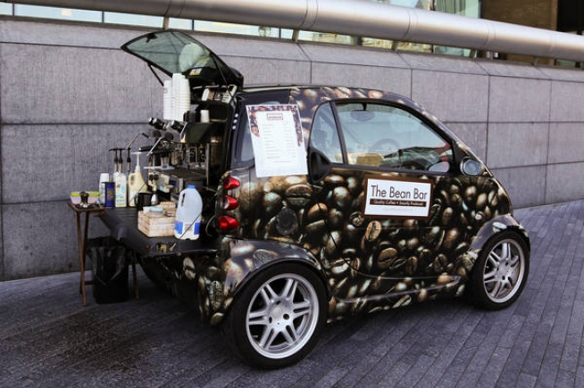 The Bean Bar – Mobile Coffee Car