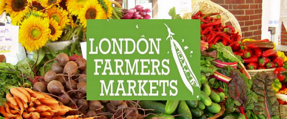 London Farmers Markets are held weekly all across London