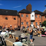 Maltings Monthly market