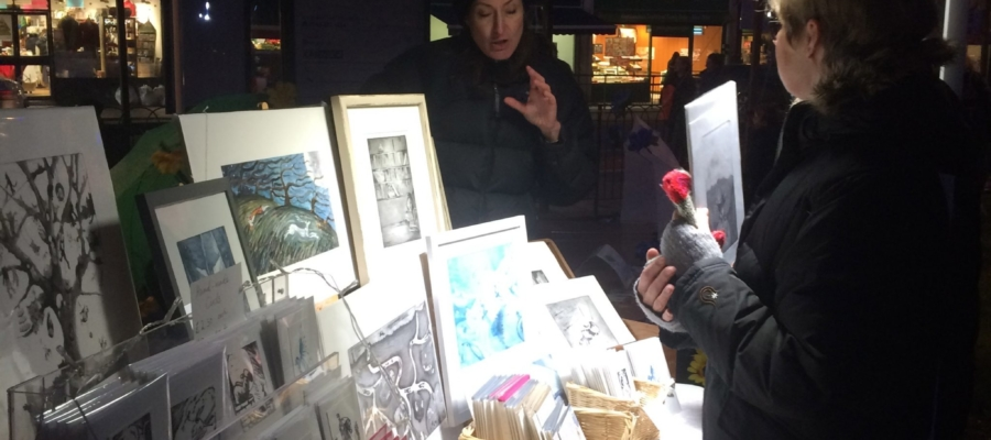 Crouch End Festival Christmas Craft Market