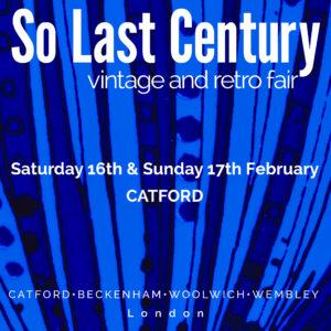 So Last Century Feb 16-17 2019
