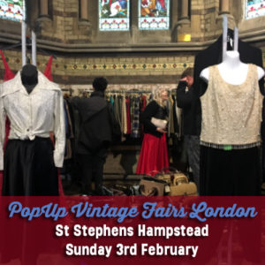 February guide to London's markets 2019 hampstead vintage