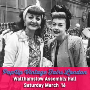 Guide to indoor vintage events 2019