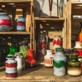 FLEA VINTAGE MARKET OPENS AT VINEGAR YARD LONDON BRIDGE