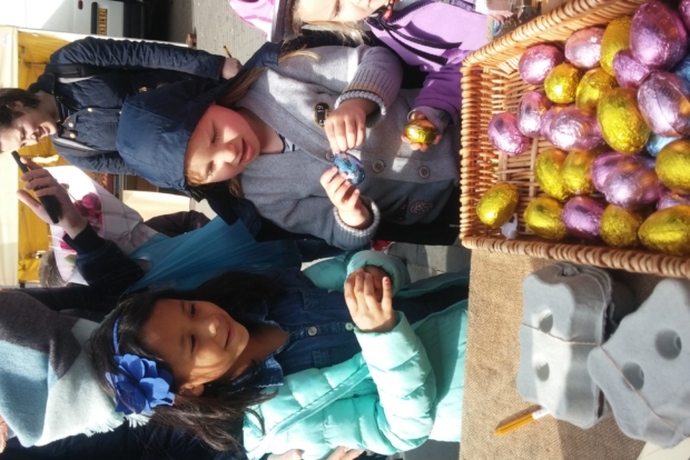 Easter Trail at Ealing Farmers Market