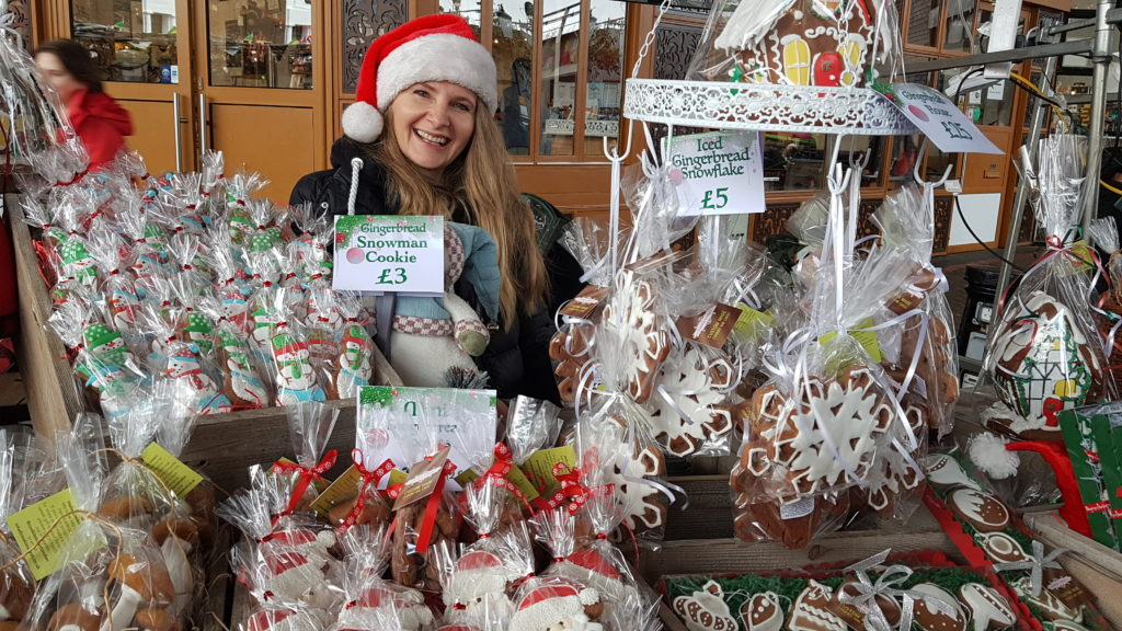 Apply to trade at our various West London Christmas Markets in 2019