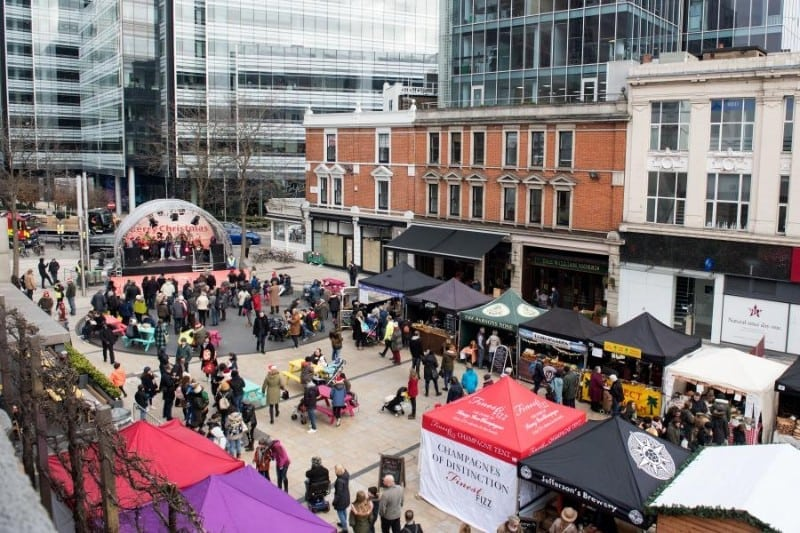 2019 Dec 18 Lyric Square Christmas Artisan Market
