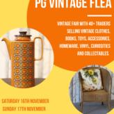 PG Vintage Flea