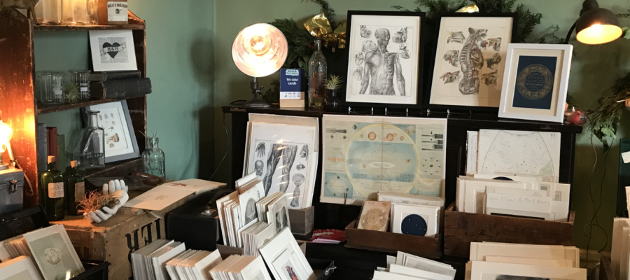 So Last Century Christmas Vintage Market at the Mansion