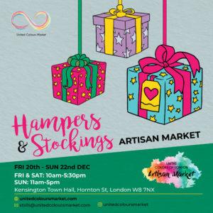 Kensington Christmas Market Dec 20-22, 2019