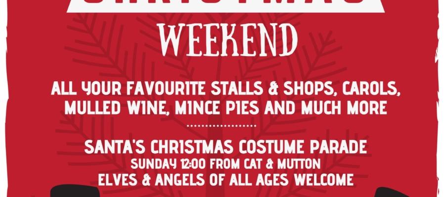 Broadway Market Big Christmas Weekend