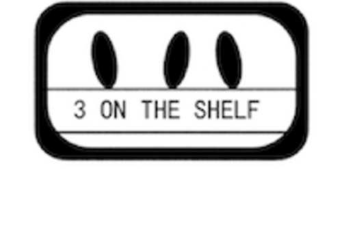 3 On The Shelf