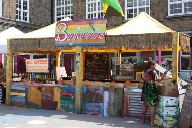 Benjammins Caribbean Food - I Love MarketsI Love Markets