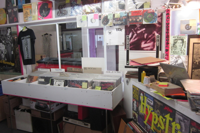 HYPSTRZ record shop