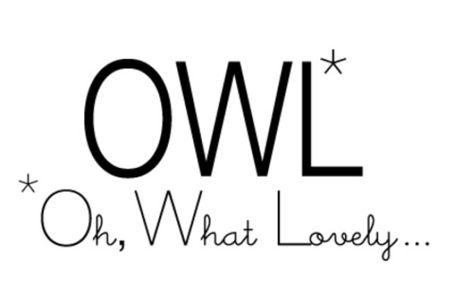 OWL Oh What Lovely…
