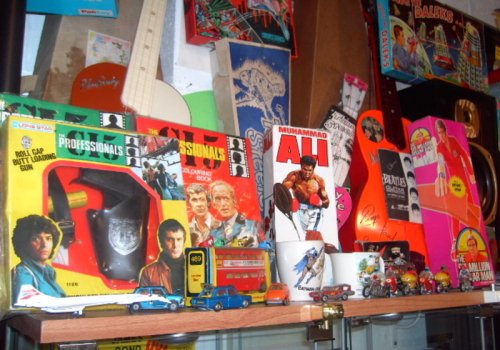 Martin's Toys & Memorabilia