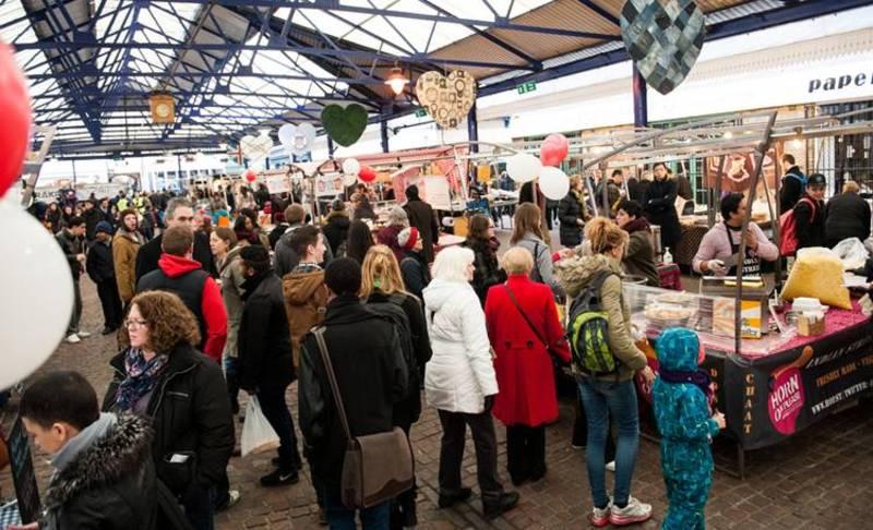 Greenwich Market - I Love MarketsI Love Markets