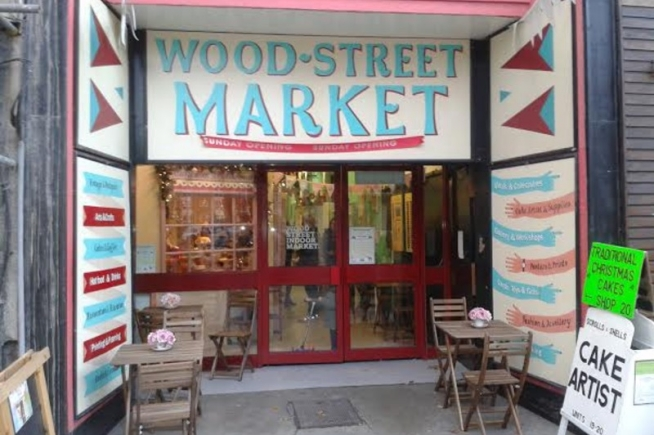 Wood Street Market Walthamstow